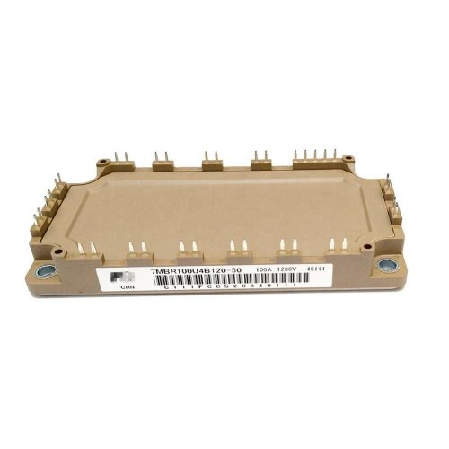 FUJI-IGBT-PIM-MODULE-7MBR100U4B120-50-7MBR100U4B120